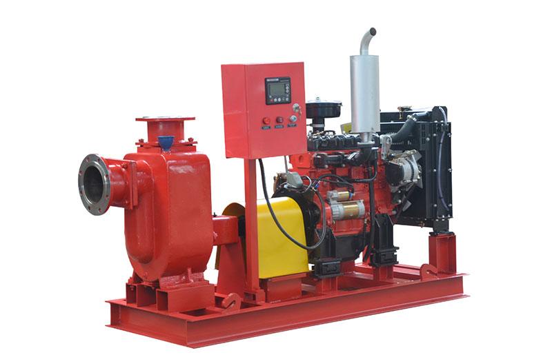 How Does A Diesel Engine Work >> How Does A Diesel Engine Self Priming Pump Work