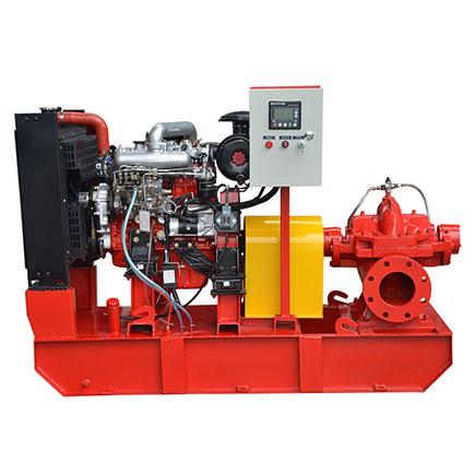 Split Case pump, horizontal split case fire pump, split case